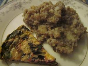 Buckwheat&Frittata